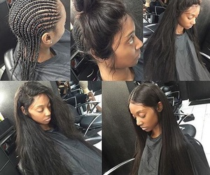 braids, bun, and twists image