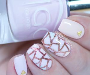 elegant, manicure, and nail art image
