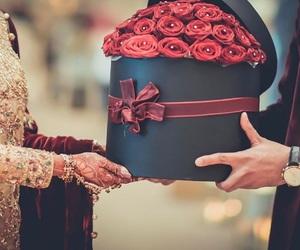 wedding and bride . image