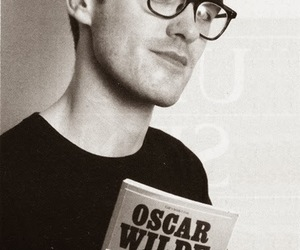 morrissey, the smiths, and oscar wilde image
