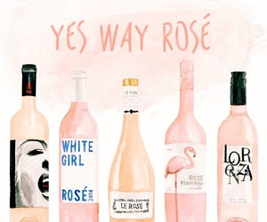 rose and drink image