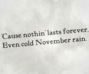 november rain, november, and cold image
