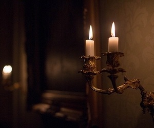 candle and Darkness image