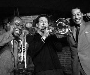 armstrong, duke ellington, and jazz image