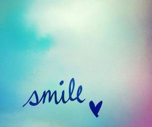 smile, wallpaper, and heart image