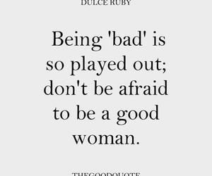 afraid, good, and quotes image