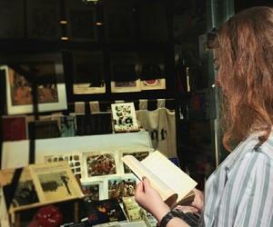 antique, books, and retro image