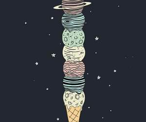 colorful, ice cream, and wallpapers image