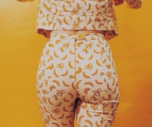 70s, 90s, and bananas image