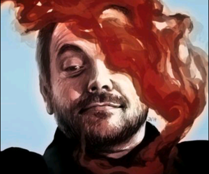 crowley, supernatural, and spn image