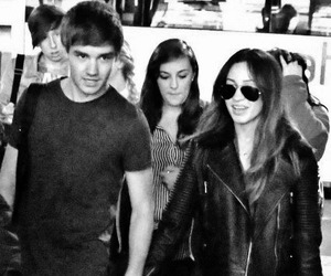liam payne, danielle peazer, and fashion image