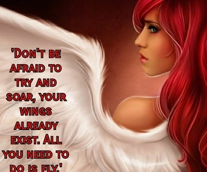 angels, inspire, and motivation image