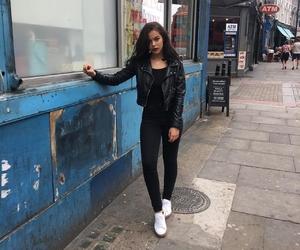 girl, nisrina sbia, and fashion image