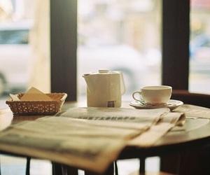 coffee, cafe, and tea image