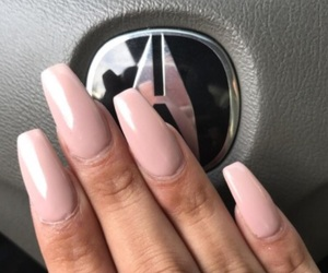 car, color, and nails image