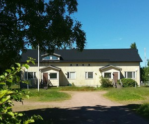 building, nature, and pori image
