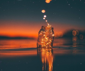 lights, photography, and beautiful image