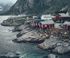 landscape, norway, and photography image