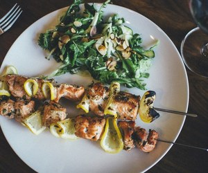dinner, fit, and food image
