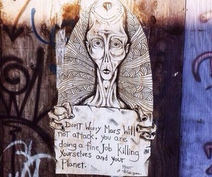 alien, quotes, and mars image