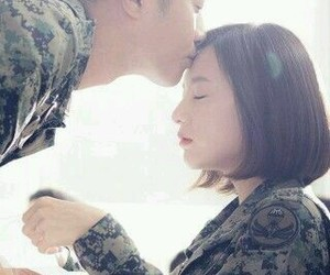dots, kim ji won, and love image