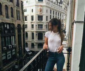 city, jeans, and vesper image