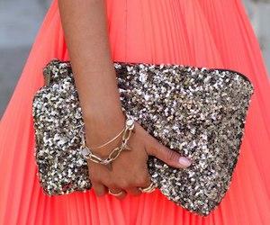 fashion, skirt, and bag image