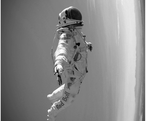 space, astronaut, and photography image