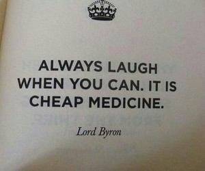 laugh, quotes, and medicine image