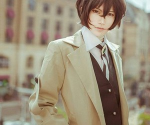 cosplay, anime, and bungou stray dogs image