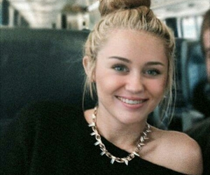famous, miley cyrus, and cute image