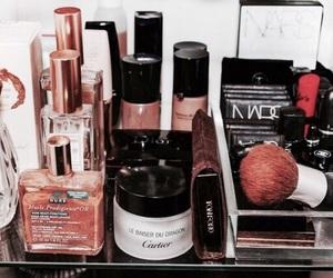 makeup, theme, and beauty image