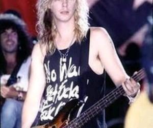 Duff, duff mckagan, and Guns N Roses image