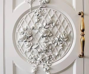 decor, panel, and door image