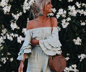 blogger, look, and boho image