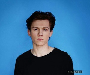 tom holland and spiderman image