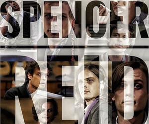criminal minds, Reid, and spenser reid image