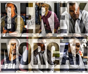 criminal minds, morgan, and derek morgan image