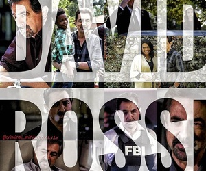 criminal minds, rossi, and david rossi image