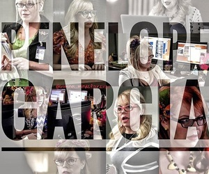 criminal minds, garcia, and penelope garcia image