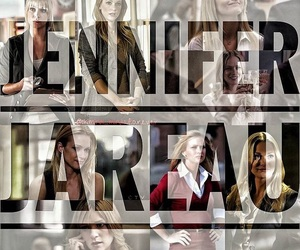 criminal minds, jj, and jennifer jareau image