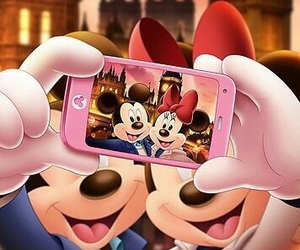 Caricaturas, iphone, and pretty image