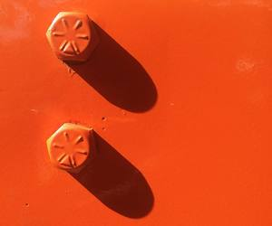 abstract photography and orange image