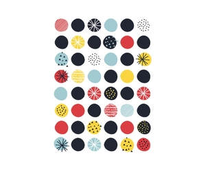 abstract, threadless, and circles image