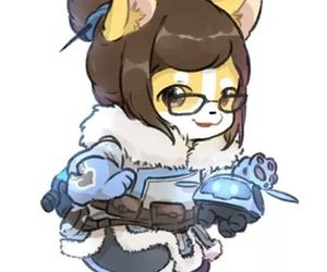 blizzard, cutie, and mei image