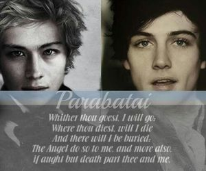 jem carstairs and will herondale image