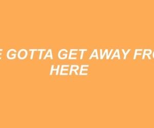 header, orange, and Harry Styles image