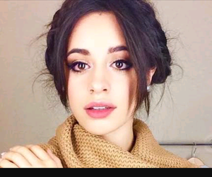 beautiful, singer, and camila cabello image