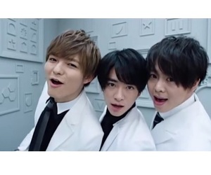 hey!say!jump, 知念侑李, and 薮宏太 image