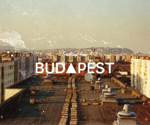 budapest and city image